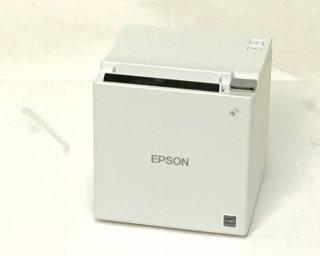 【厳選Reuse】EPSON レシートプリンタ TM-M30(USB・LAN・Bluetooth/58mm)ホワイト
