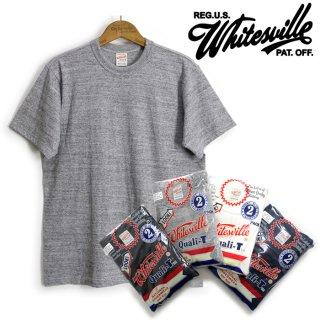 ホワイツビル WHITESVILLE [WV73544] 2枚入りパックTシャツ 2PACKS T-SHIRTS