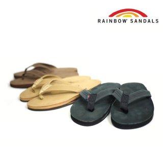 レインボーサンダル RAINBOW SANDALS [302ALTS]プレミア・レザー サンダル ダブルミッドソール