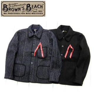 フルカウント FULL COUNT [BBJ9-003] ブラウンズビーチ ジャケット BROWN'S BEACH JACKET