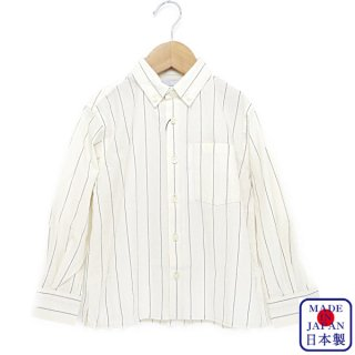 <img class='new_mark_img1' src='https://img.shop-pro.jp/img/new/icons20.gif' style='border:none;display:inline;margin:0px;padding:0px;width:auto;' />[30%OFF]STRIPE WASHER B/D SHIRT(110〜145cm)