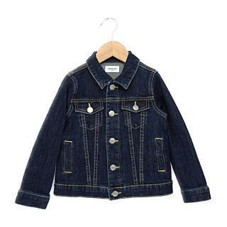 <img class='new_mark_img1' src='https://img.shop-pro.jp/img/new/icons20.gif' style='border:none;display:inline;margin:0px;padding:0px;width:auto;' />[30%OFF]3RD DENIM JACKET(110〜135cm)