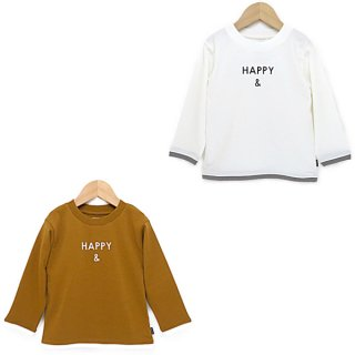 <img class='new_mark_img1' src='https://img.shop-pro.jp/img/new/icons20.gif' style='border:none;display:inline;margin:0px;padding:0px;width:auto;' />[30%OFF]CLEAR COTTON HAPPY & L/S T(85〜145cm)