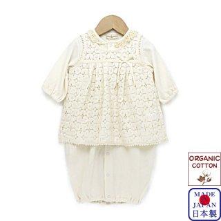 OGアイリッシュエプロン付兼用ドレス(50-70cm)