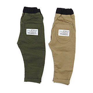 <img class='new_mark_img1' src='https://img.shop-pro.jp/img/new/icons20.gif' style='border:none;display:inline;margin:0px;padding:0px;width:auto;' />[30%OFF]STRANDARD BANANA PANTS(95〜145cm)