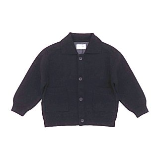 <img class='new_mark_img1' src='https://img.shop-pro.jp/img/new/icons20.gif' style='border:none;display:inline;margin:0px;padding:0px;width:auto;' />[30%OFF]KNIT POLO CARDIGAN(95〜145cm)