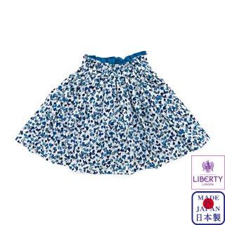 LIBERTY Rhapsody パンツ付きギャザースカート(90〜120cm)
