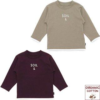 OG CLEAR COTTON SOIL TEE(155-165cm)