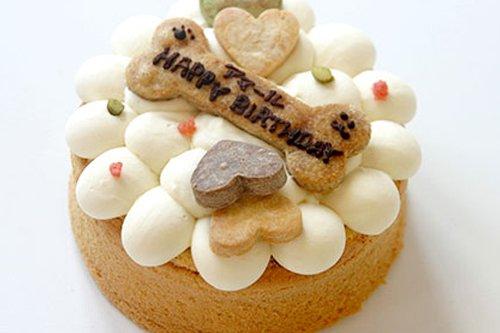 犬用ケーキ米粉