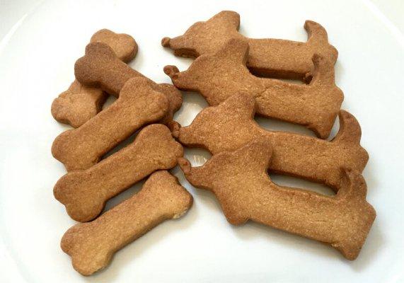 ワンコと仲良しクッキー