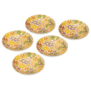 皿揃(3.2号) 花詰