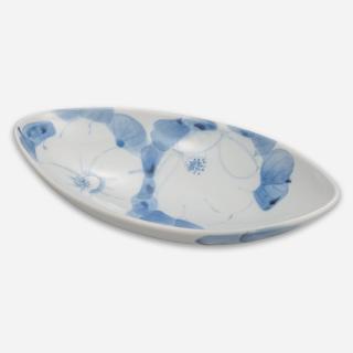 鉢(8.5号) 白椿/紅椿窯