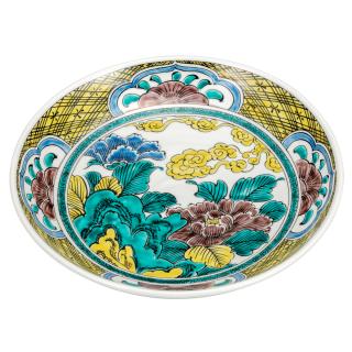盛皿(9号) 牡丹