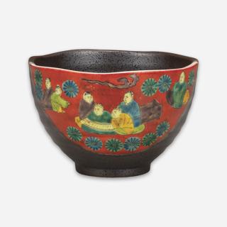 茶漬碗 木米