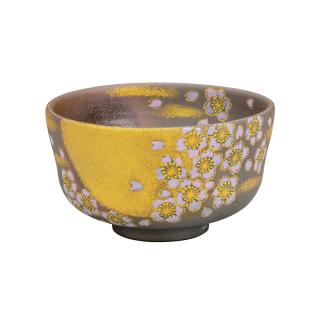 抹茶碗 おぼろ月
