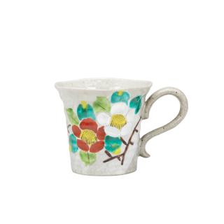 マグカップ 山茶花