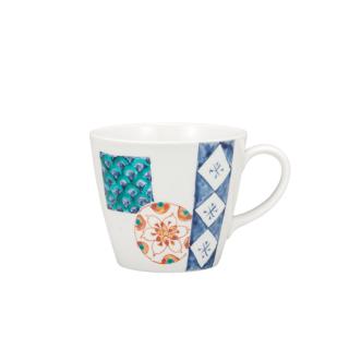マグカップ 花丸紋