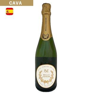NV<br>カヴァ・ベラ・コンチ・セレクション・ブルュット<br>Cava Bella Conchi Seleccion Brut