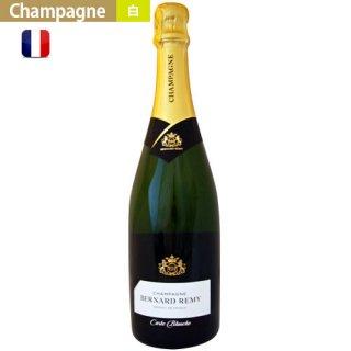 NV<br>シャンパーニュ・カルト・ブランシュ・ブリュット<br>Champagne Bernard Remy Carte Blanche