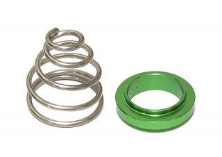 リアマスターシリンダー用 リターンスプリング 緑 汎用