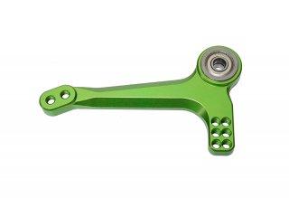シフトペダル 緑