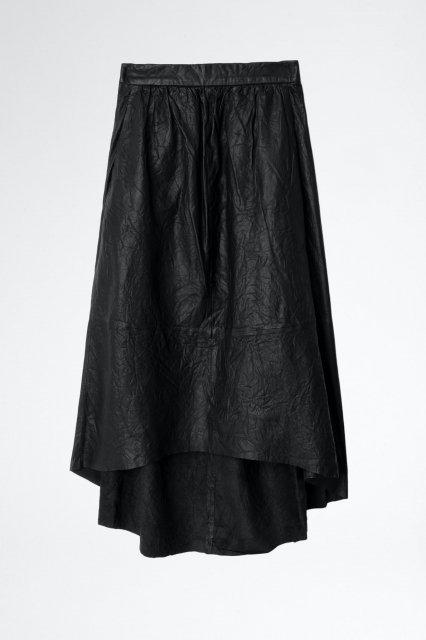 JOSLIN CRINKLED スカート