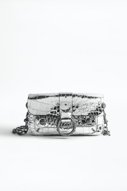 KATE WALLET EMBOSSED CROCO バッグ