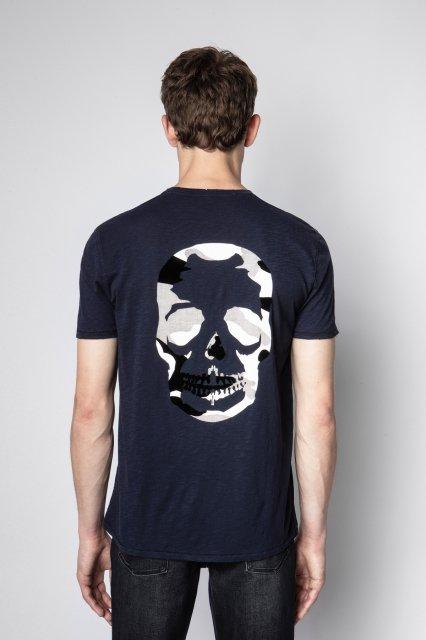 STOCKHOLM COTTON SLUB Tシャツ