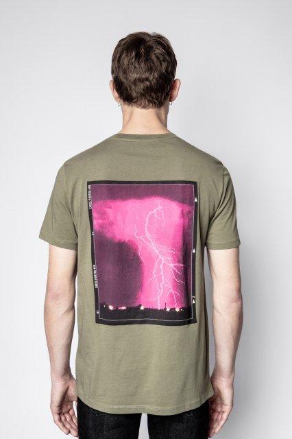 TED HC PHOTOPRINT CDF TSHIRT PRINT BACK Tシャツ