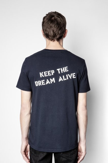 TED HC KTDA PRINT CAPSULE SHOW Tシャツ
