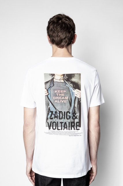 TED HC PHOTOPRINT KTDA CAPSULE SHOW Tシャツ