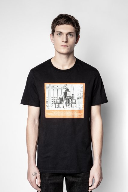 TED HC ZV FACTORY PHOTOPRINT CAPSULE SHO Tシャツ