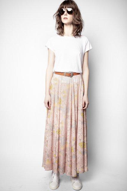 JOYO PRINT GLAM ROCK スカート