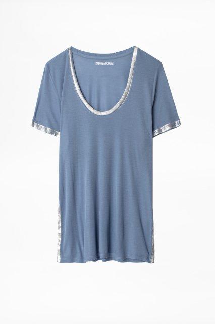 TINO FOIL MODAL Tシャツ
