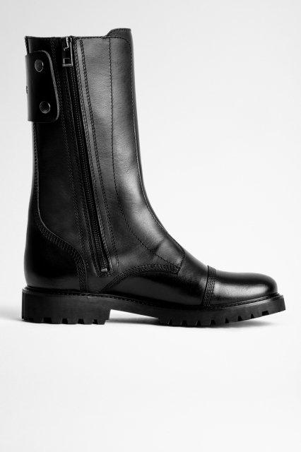JOE HIGH SMOOTH CALFSKIN ブーツ