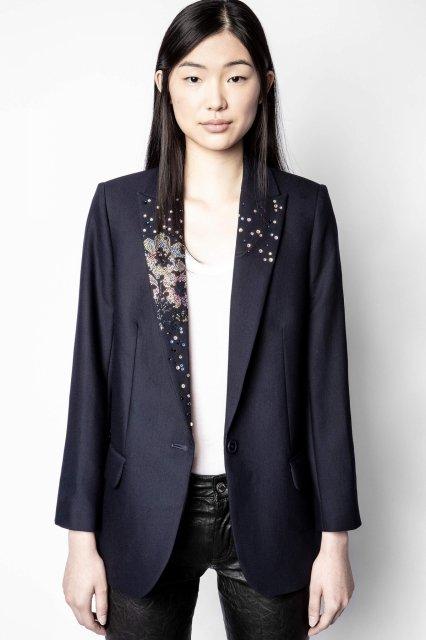 VIVA STRASS FLOWER ジャケット