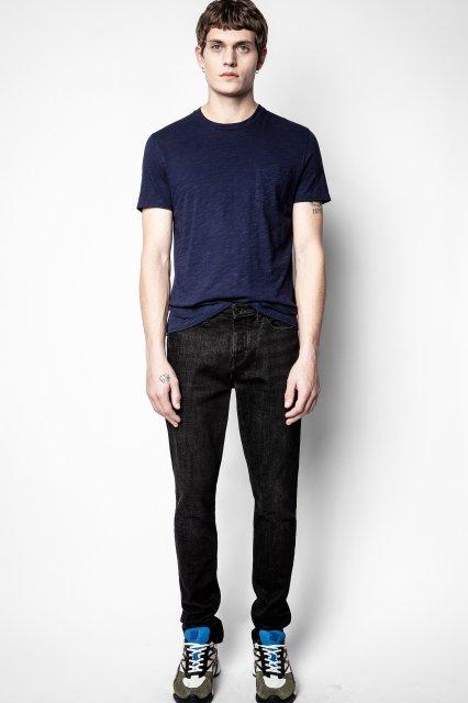 STOCKHOLM FLAMME TDM PHOTOPRINT Tシャツ