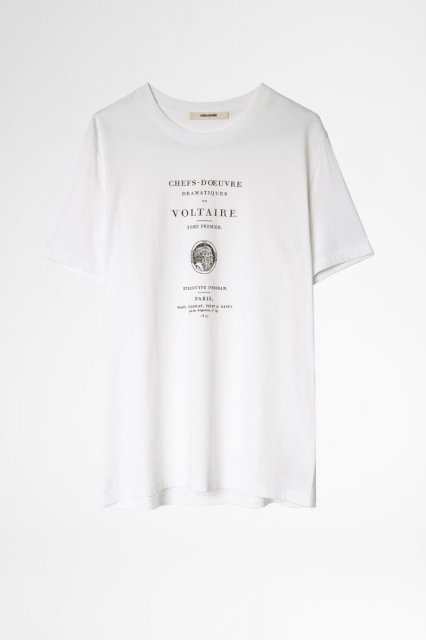 TOMMY HC ZADIG OU LA DESTINEE Tシャツ