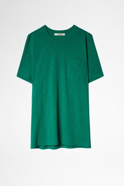 STOCKHOLM COTON FLAMME FLOCK Tシャツ
