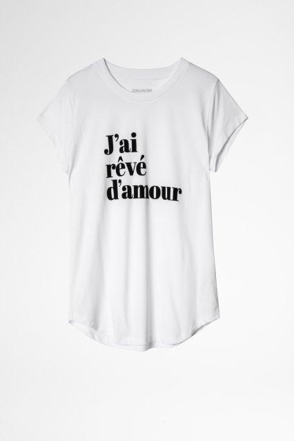 WOOP J'AI REVE D'AMOUR Tシャツ