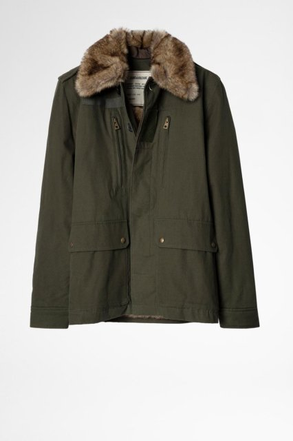 KID BRODERIE LOVE NOW ブルゾン