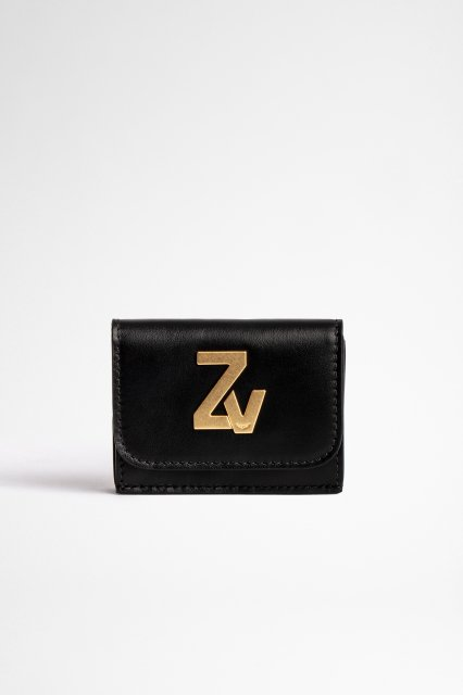 ZV INITIALE LE TRIFOLD WALLET CALFSKIN 財布