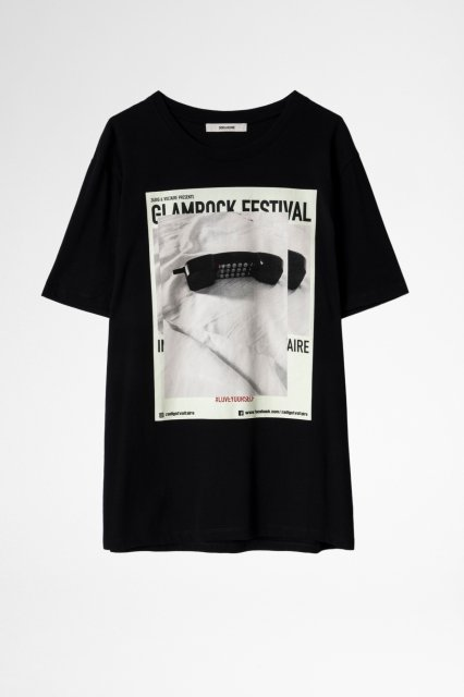 TED PHOTOPRINT Tシャツ