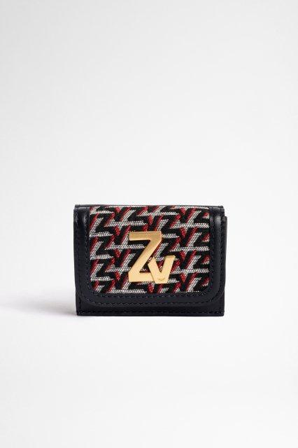 ZV INITIALE LE TRIFOLD WALLET MONOGRAM 財布