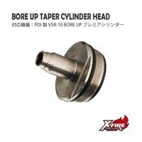 【メール便可】テーパーシリンダーヘッド / PDI VSR-10 BORE UP 用