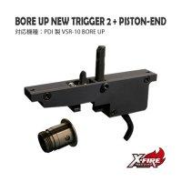 【メール便可】ニュートリガー2エンドセット / 東京マルイ VSR-10 BORE UP 用