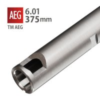 【メール便可】6.01インナーバレル 375mm / 東京マルイ M4A1(+10mm)