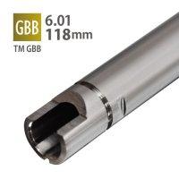 【メール便可】6.01インナーバレル 118mm / 東京マルイ GLOCK34 ロング