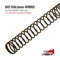 L96 Spring / Outer Dia 13mm【★Not purchasable in japan★】(※日本購入不可)