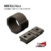 【メール便可】ミニR.I.S. Ver.2 / 東京マルイ スコーピオン(Mini R.I.S Ver.2 / TM AEG Scorpion)